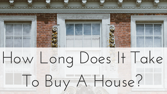 How Long Does It Take To Buy A Home Quora
