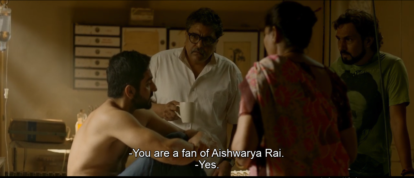 How to explain the ending of the Andhadhun movie of Ayushmann