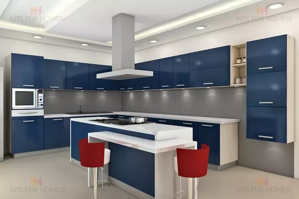 what is the best colour combinations for modular kitchen quora