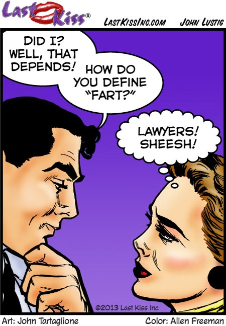 disadvantages of dating a lawyer