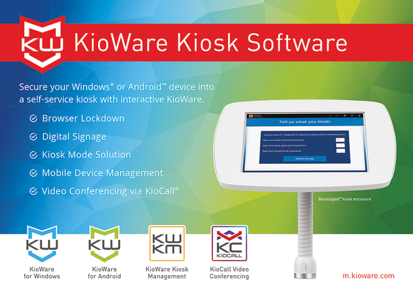 What is a good kiosk software to lock down Windows 10 machines