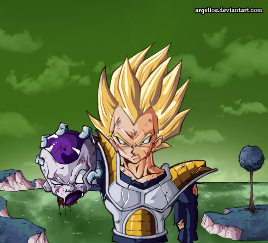 Should Vegeta Have Killed Frieza?