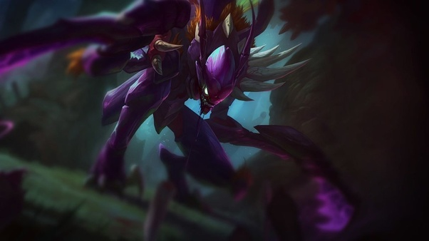 Who are some of the most fun champions in League of Legends