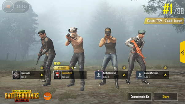 What is the highest number of kills in a PUBG mobile? - Quora