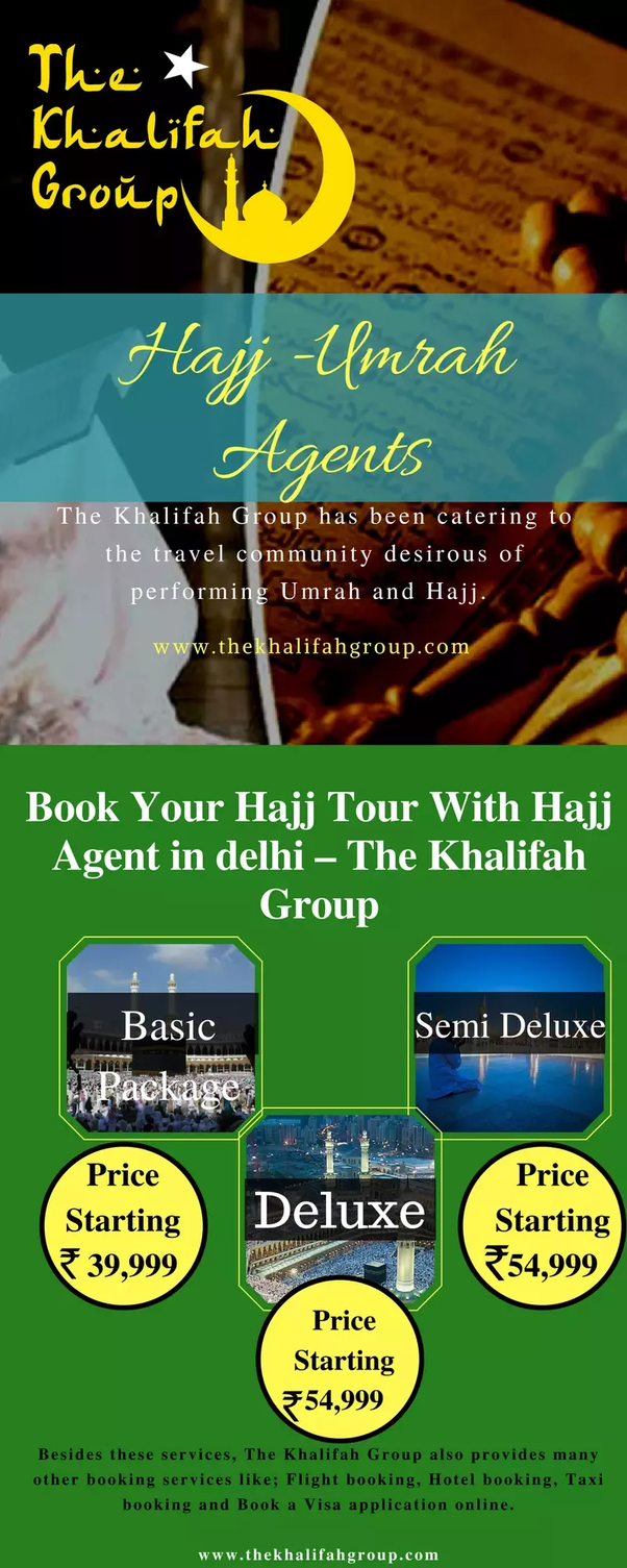 What is the Hajj price in a private group in India? - Quora