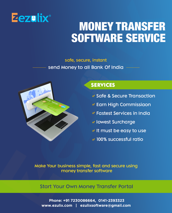 An Online Money Transfer For Intra