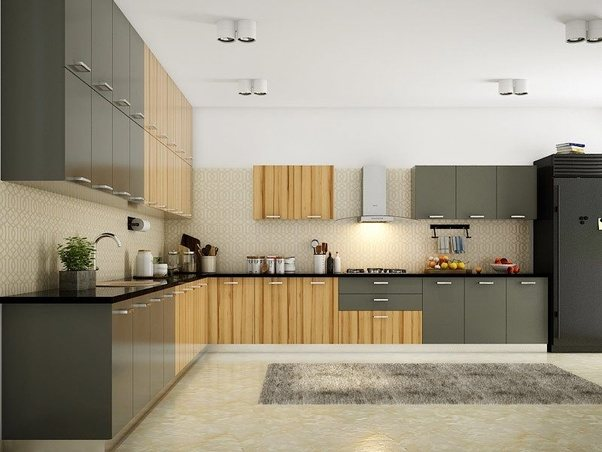 Modular Kitchens: Factors Such As Increasing Spending Power Of Families,  Modern Aesthetic Sensibilities, And A Rise In The Number Of Working Women  Has Led ...