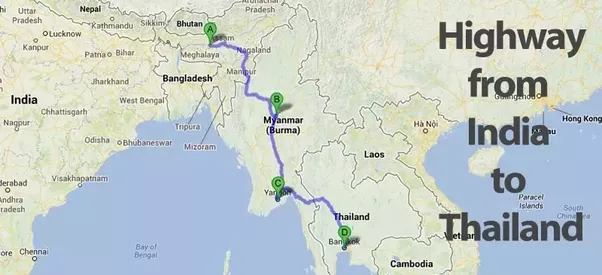 Why is myanmar important for india quora bcim corridor gumiabroncs Images