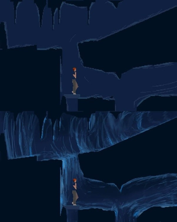 In games what is the difference between a section map level and another world you wouldnt believe how many hours i lost in this section of the game not sure if there are any levels maybe the whole game is just gumiabroncs