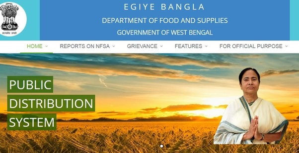 How To Check The Status Of Digital Ration Card In West Bengal Quora