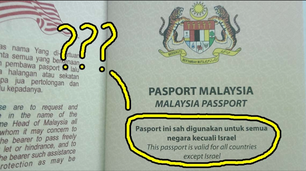 malaysia  why does the malaysian government ban its citizens from      rh   quora com