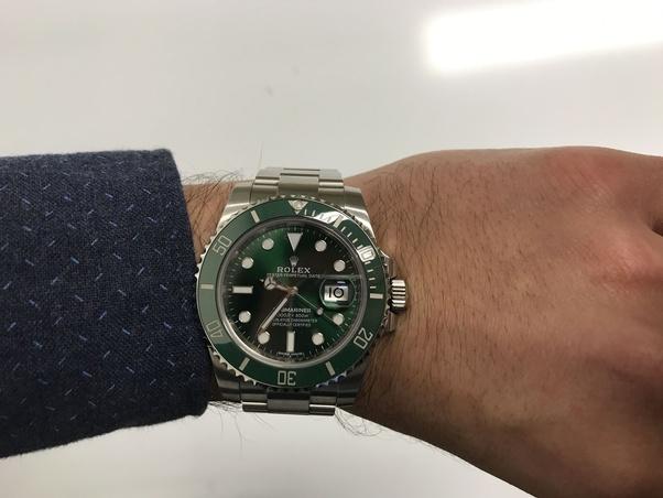 Do Rolex Tick >> How to spot a fake Rolex - Quora