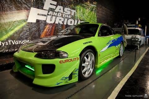What is the green car in The Fast and the Furious? Does it have any ...