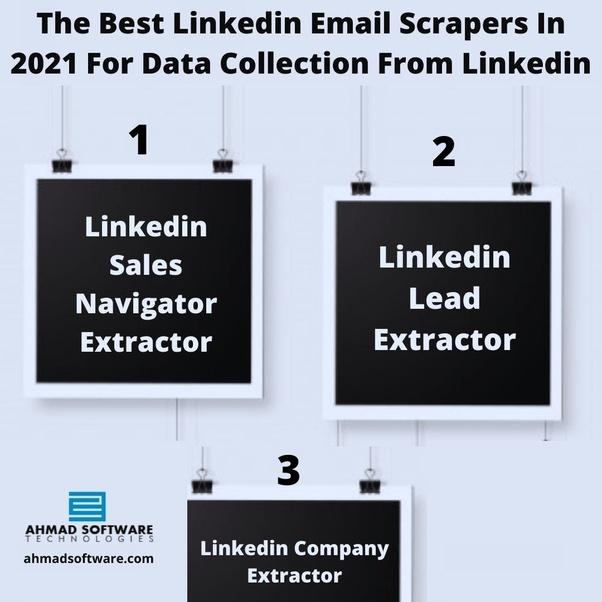 LinkedIn Email Scraping Tools