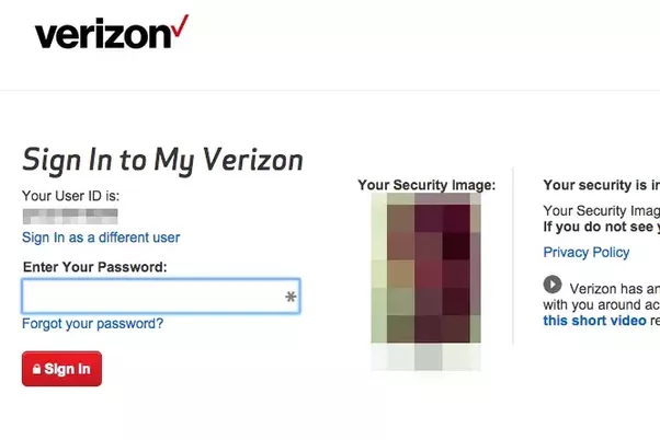how to view verizon text messages online