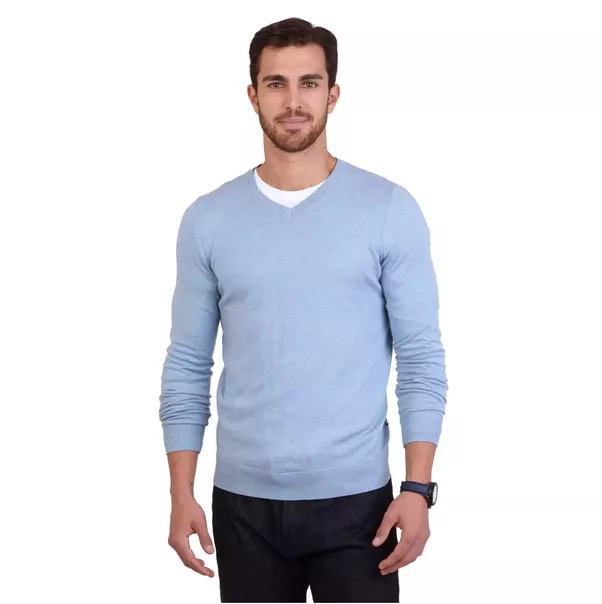 A light cotton T-shirt with long sleeves offers the same absorbency of a  basic T-shirt style undershirt 5feb7498923