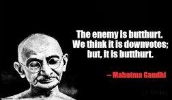 圣雄甘地自慰了吗?
