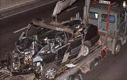 After Princess Diana S Car Accident Why Did It Take So Long For