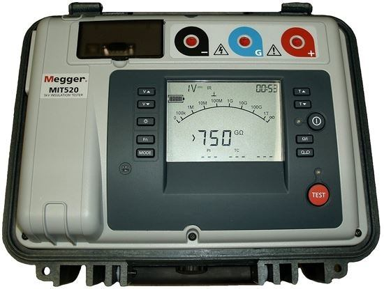 Electrical Measuring Instruments By Name : What does megger testing mean quora