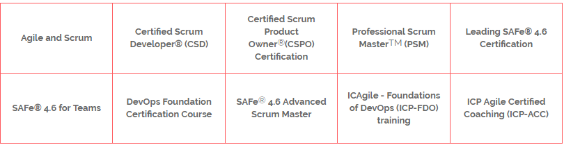 Who provides the cheapest CSM (Certified Scrum Master) course