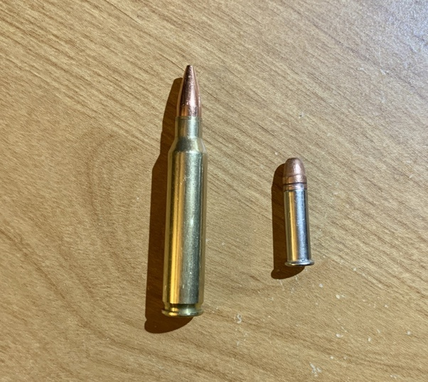 25 caliber bullet jackets from spent 22Magnum//17Hornady cases
