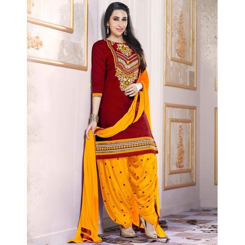 What Are The New Punjabi Suit Designs In 2018 Quora