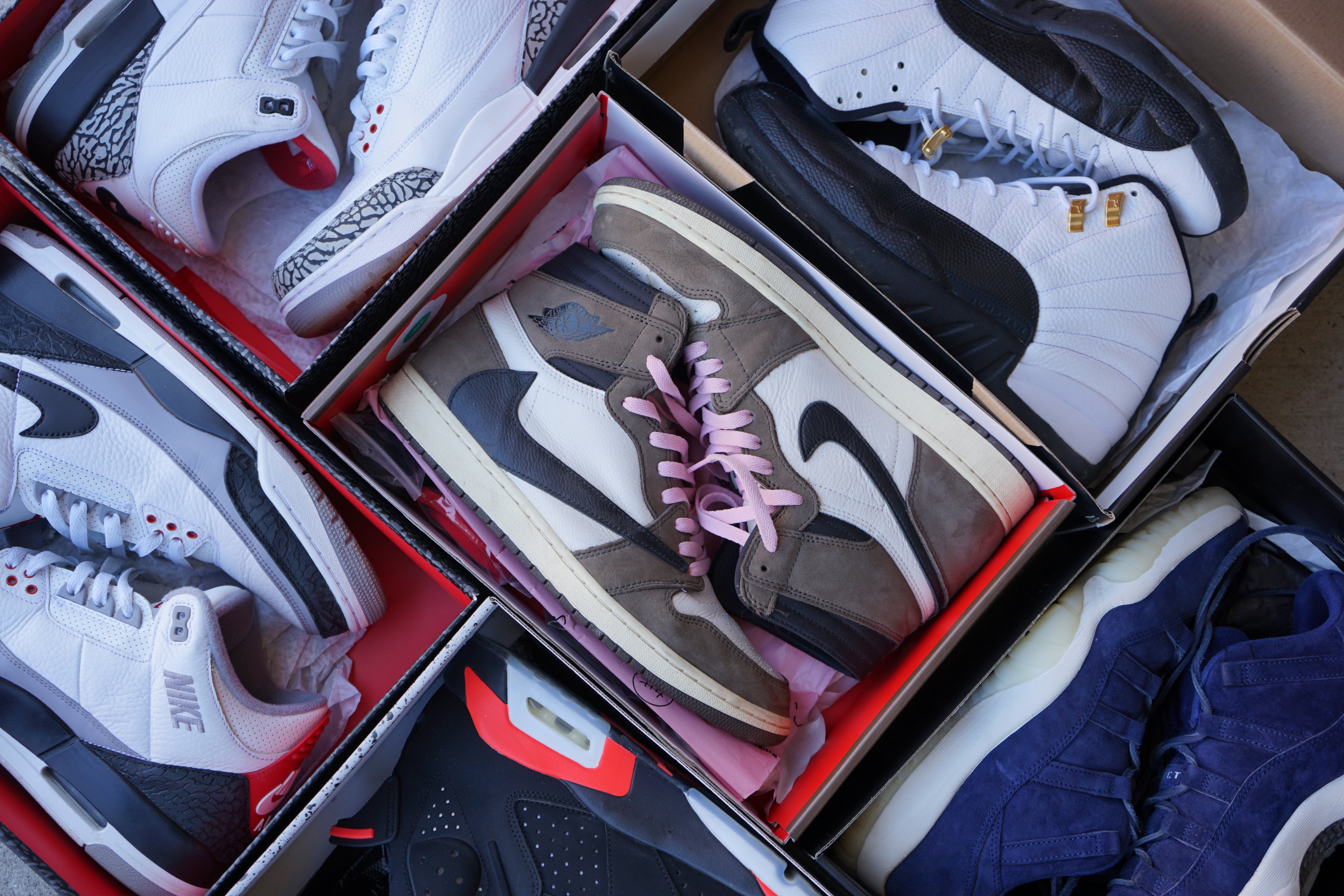 Where can I buy authentic Nike and Jordan shoes wholesale