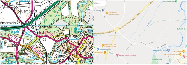 How Is Google Maps Using Color To Add Even More Detail Quora Google takes abuse of its services very seriously. quora
