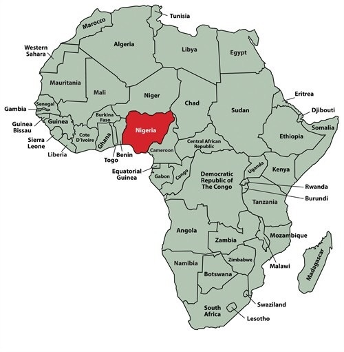 What Is The Biggest Country In Africa Quora - What is the biggest country in the world