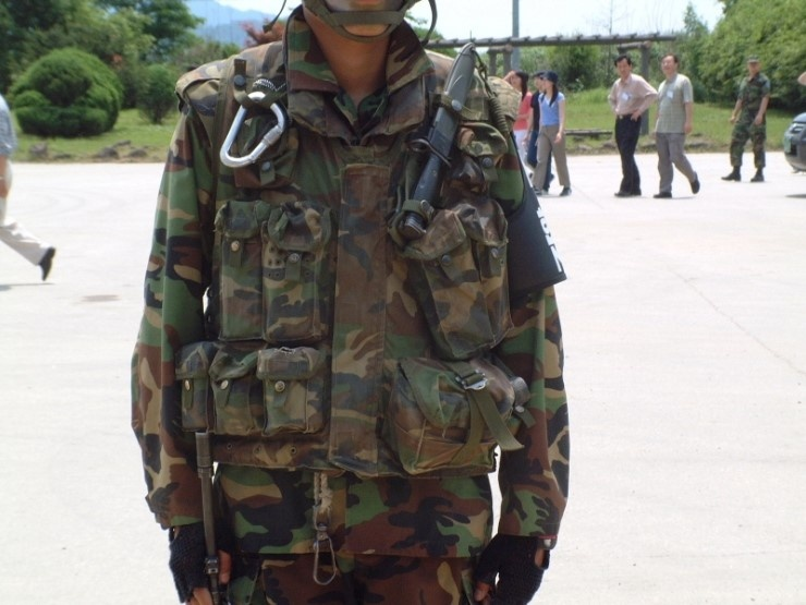 soldiers what web gear and body armour did you use and what is your