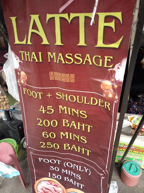thai soapy massage