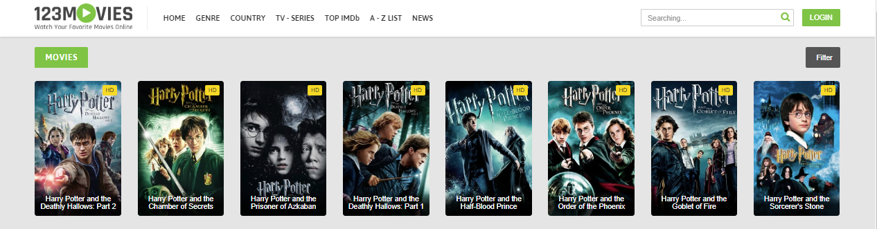 watch harry potter first movie free