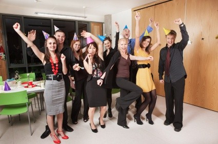 small office holiday party ideas