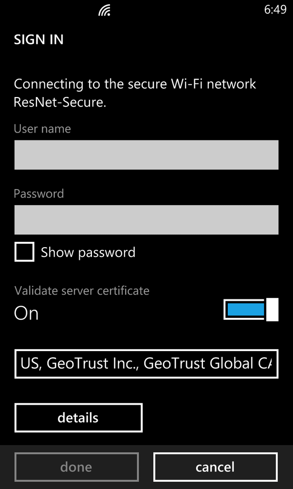 How To See Installed Certificates On A Windows Phone Quora