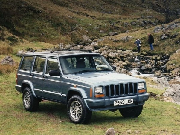 You Also Have The Cherokee (the First One, From The 1990s), Which Is More  Daily Drivable Than The Wrangler, And Still Highly Capable In Off Road, ...