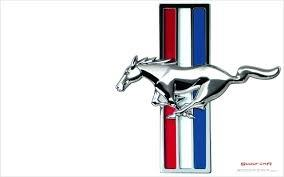 Why Does Ford Mustang Has A Different Logo Than Ford Quora