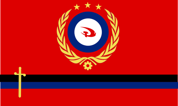 If all countries had to use a communist-style flag, what