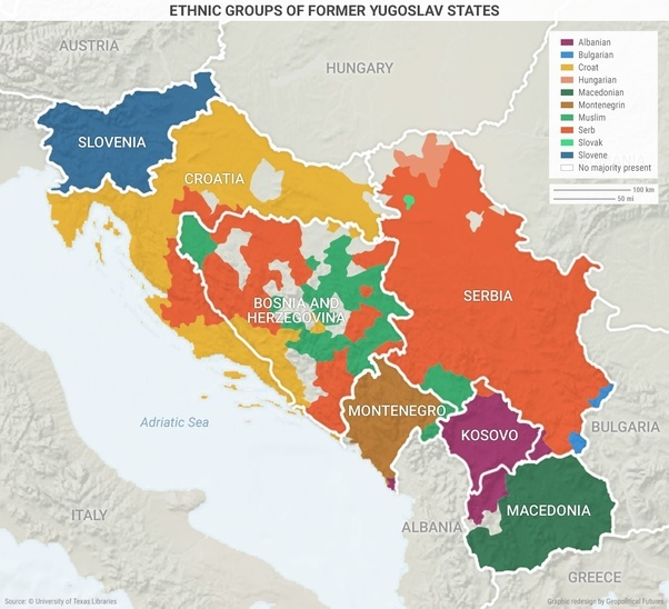 an analysis of the conflicts between serbians and ethnic albanians Why do serbia and albania hate each other  about 1,500 serbians are killed in the conflict  violent clashes break out in kosovo between serbs and ethnic albanians, prompting intervention .