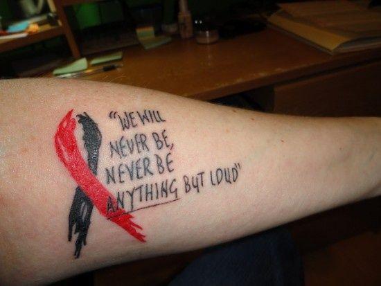 One Life To Live Tattoo Design