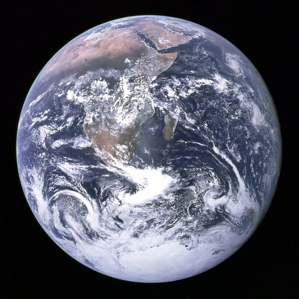 Image result for real picture of earth