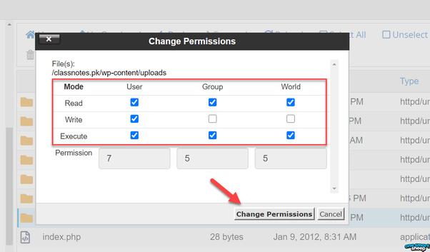 wordpress cant change title tag logon custom