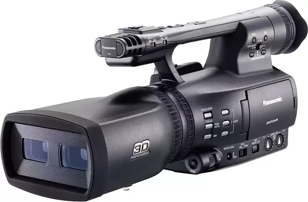What are the different types of cameras used in filming ...