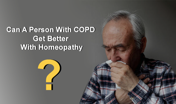 Is there a medicine to cure COPD either by allopathy, Ayurveda, or