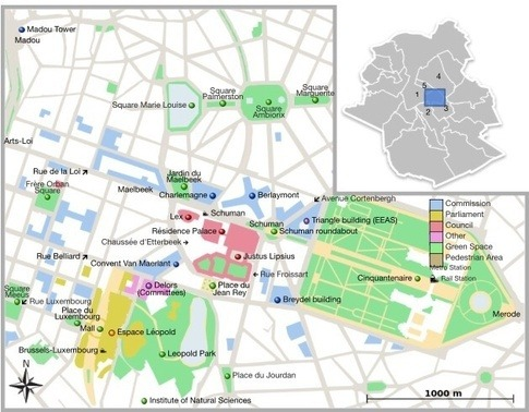 Where should a tourist stay in Brussels Quora