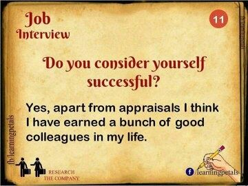 Do You Think You Are Successful?
