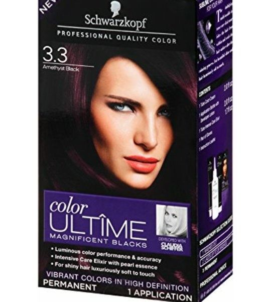 Is it a good idea to try to dye my black hair purple? Will ...