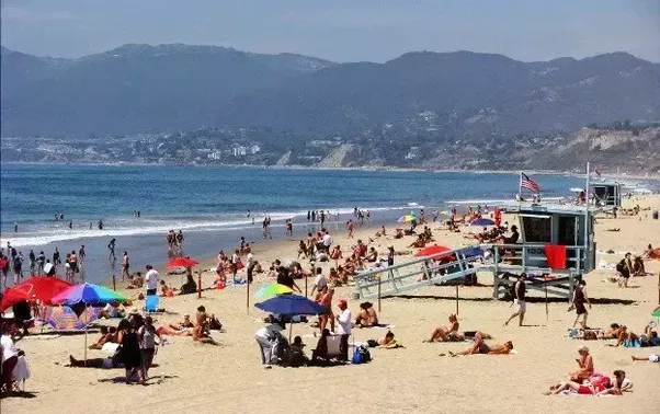Los Angeles Venice Beach California