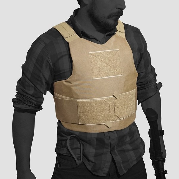 if a criminal wearing full body heavy armor is
