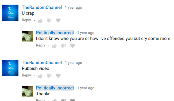 How did someone delete my comments from YouTube? - Quora