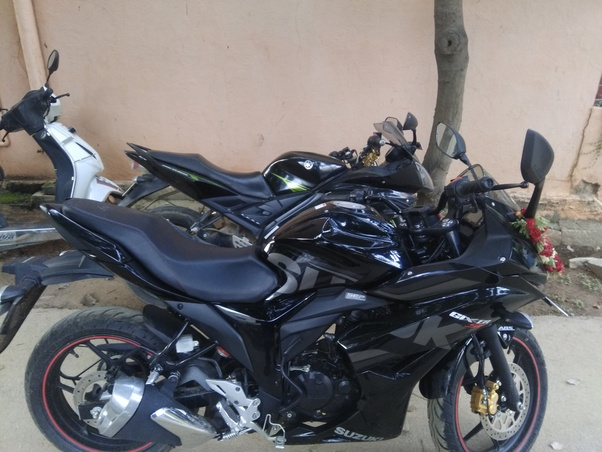 Suzuki       Gixxer    Sf Black Modified      Wiring       Diagram